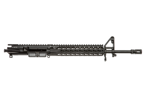 "BCM® Standard 14.5"" Mid Length (Light Weight) Upper Receiver Group w/ KMR-A9 Handguard"