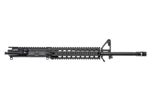 "BCM® BFH 16"" Mid Length Upper Receiver Group w/ QRF-9 Handguard"