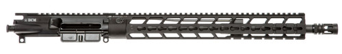 "BCM® Standard 16"" Mid Length Upper Receiver Group w/ Bootleg 15"" Handguard"