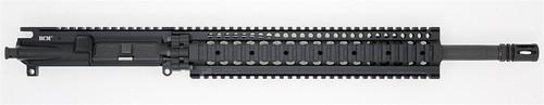 "BCM® Standard 16"" Mid Length Upper Receiver Group w/ Daniel Defense LITE RAIL III(DDM4), 12"" Handguard"