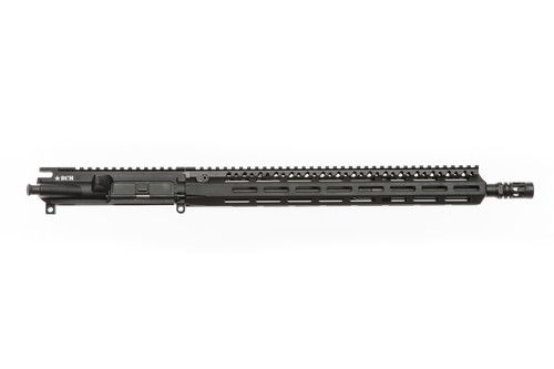 "BCM® Standard 16"" Mid Length Upper Receiver Group w/ MCMR-15 Handguard"