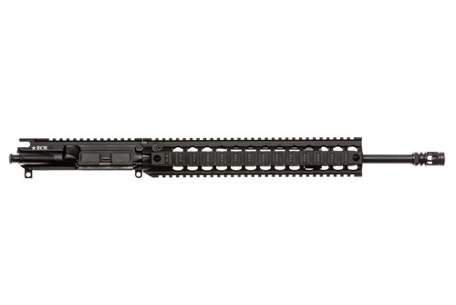 "BCM® Standard 16"" Mid Length (ENHANCED Light Weight) Upper Receiver Group w/ QRF-12 Handguard"