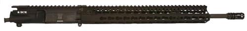 """BCM® Standard 16"""" Mid Length (ENHANCED Light Weight-*FLUTED*) Upper Receiver Group w/ KMR-A13 Handguard"""