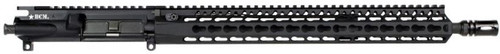 "BCM® Standard 16"" Mid Length (ENHANCED Light Weight-*FLUTED*) Upper Receiver Group w/ KMR-A15 Handguard"