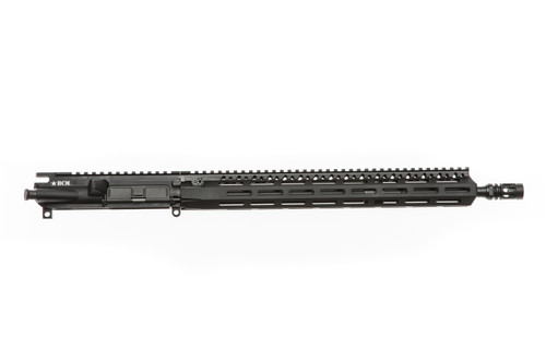 "BCM® Standard 16"" Mid Length (ENHANCED Light Weight-*FLUTED*) Upper Receiver Group w/ MCMR-15 Handguard"