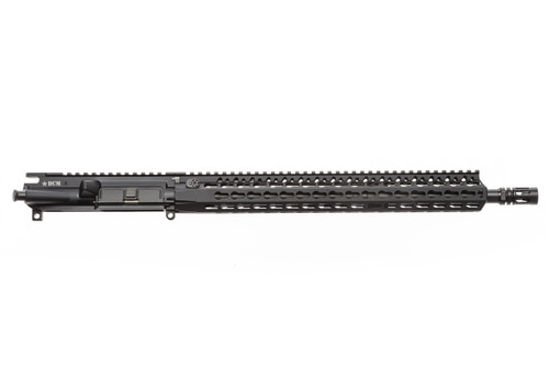 "BCM® SS410 16"" Mid Length Upper Receiver Group w/ KMR-A15 Handguard 1/8 Twist (Ionbond BLACK)"