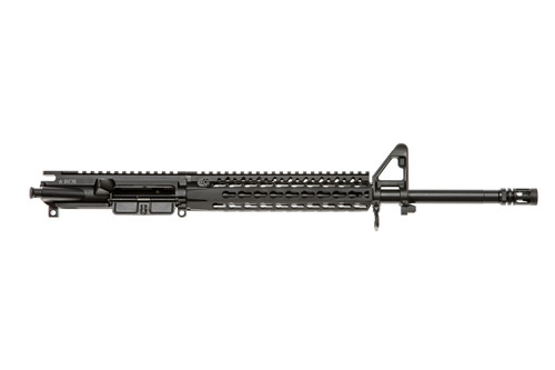 "BCM® SS410 16"" Mid Length Upper Receiver Group w/ KMR-A9 Handguard 1/8 Twist (Ionbond BLACK)"