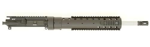 "BCM® SS410 16"" Mid Length Upper Receiver Group w/ PRI 12"" BLACK Handguard 1/8 Twist"
