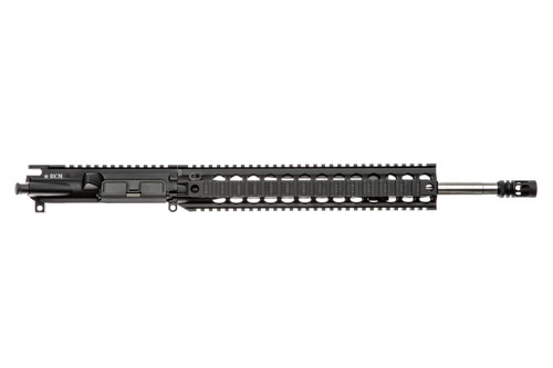 "BCM® SS410 16"" Mid Length Upper Receiver Group w/ QRF-12 Handguard 1/8 Twist"
