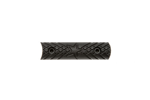 BCM® KeyMod™ Rail Panel (Made by VZ Grips), 2 Inch, Black