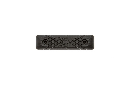 BCM® Slim KeyMod™ Rail Panel (Made by VZ Grips), 2 Inch, Black