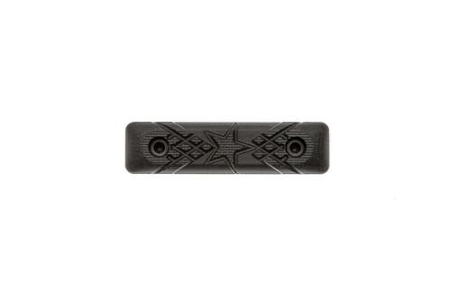 BCM® Slim KeyMod™ Rail Panel (Made by VZ Grips), 2 Inch, Black