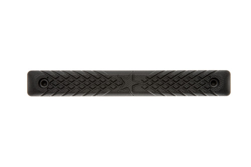 BCM® Slim KeyMod™ Rail Panel (Made by VZ Grips), 4 Inch, Black