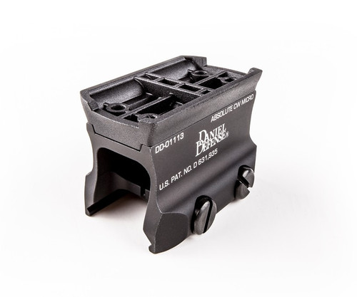 Daniel Defense Aimpoint® Micro Mount (w/ Lower 1/3 Adaptor)