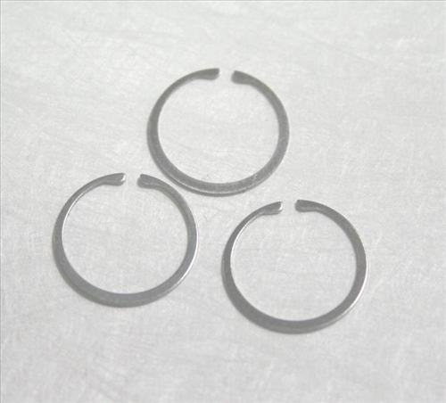 Gas Rings, Set of 3