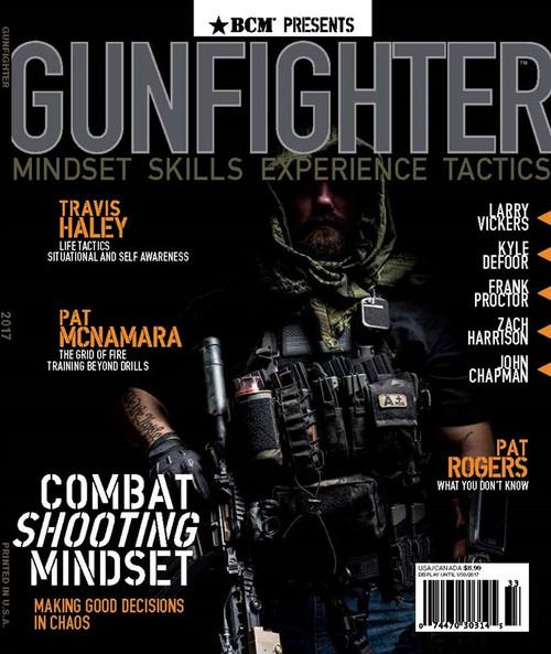 BCM®'s GUNFIGHTER™ Magazine 2017