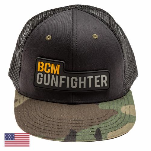 Mindset Hat, Mod 6 Black/Woodland