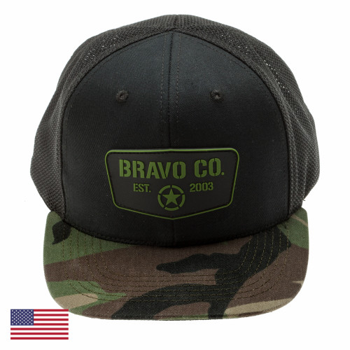 Command Hat, Mod 10 Black/Woodland