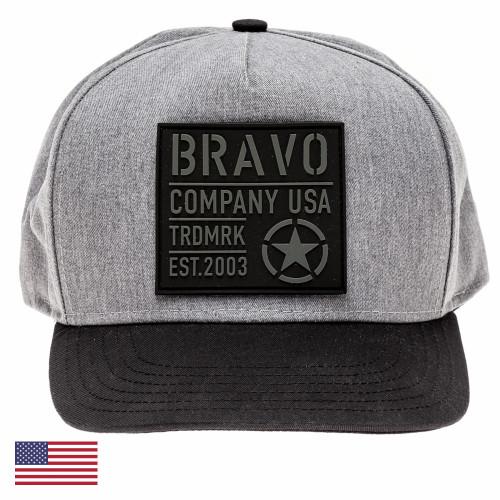 Command Hat, Mod 11 Light Grey Denim