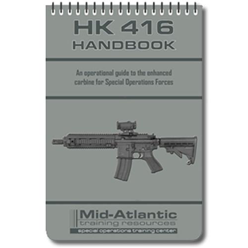 HK-416 Handbook - by Mike Pannone