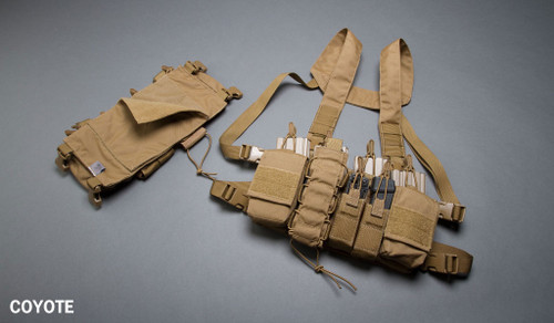DISRUPTIVE ENVIRONMENTS CHEST RIG - COYOTE