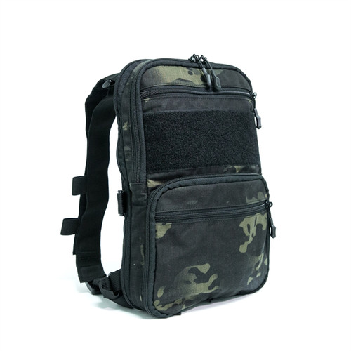HALEY STRATEGIC FlatPack-Multicam Black
