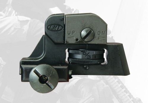 LMT Tactical Rear Sight