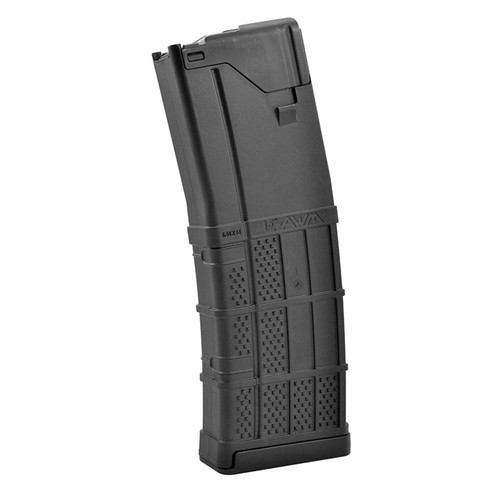Lancer Systems L5 Advanced Warfighter Magazines (*Opaque Black*) 30 Rd