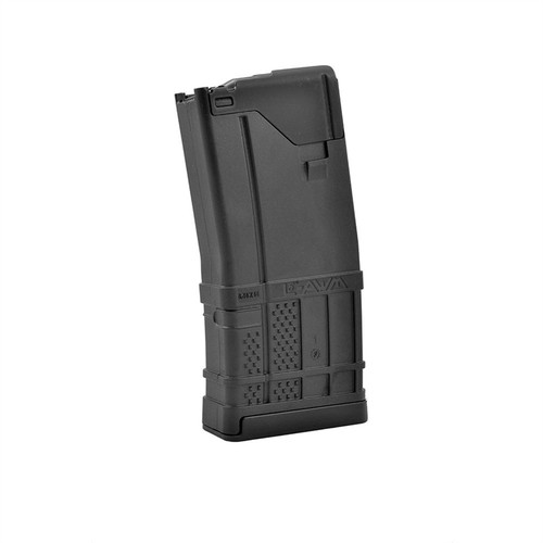 Lancer Systems L5 Advanced Warfighter Magazines 20rd (*Opaque Black*)
