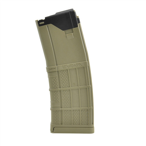 Lancer Systems L5 Advanced Warfighter Magazines (*Opaque Flat Dark Earth*) 30 Rd