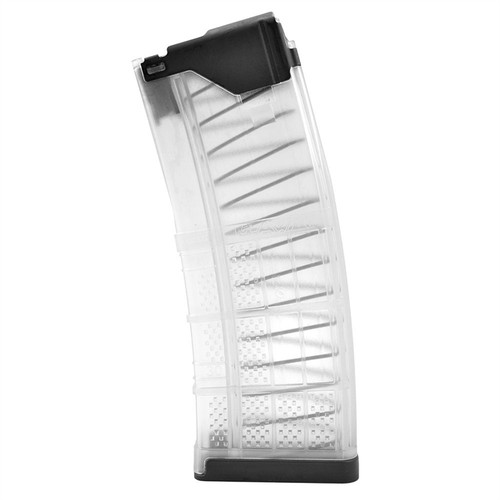 Lancer Systems L5 Advanced Warfighter Magazines (*Translucent Clear*) 30 Rd