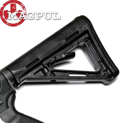Magpul MOE (Milspec) Stock BLACK