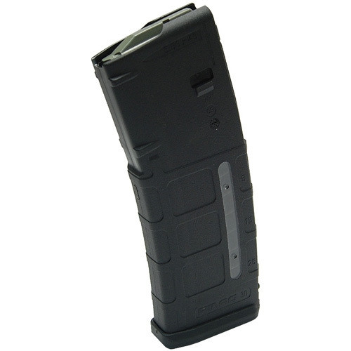 Magpul PMAG® M2 MOE 30 Magazine  w/ Window-BLACK