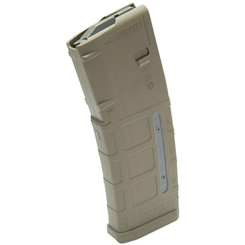 Magpul PMAG® M2 MOE 30 Magazine  w/ Window-FLAT DARK EARTH