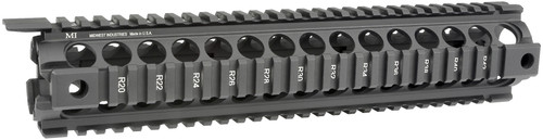 MI#19 (GEN 2) Rifle Length 2 Piece Tactical Handguards BLACK