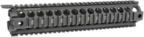 MI#19 (GEN 2) Rifle Length 2 Piece Tactical Handguards BLACK