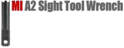 MI A2 Sight Tool Wrench