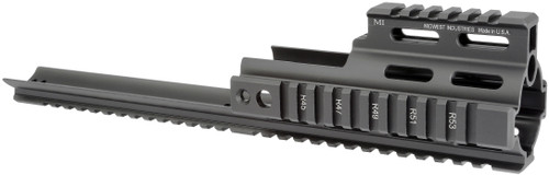 Midwest Industries SCAR Handguard - BLACK