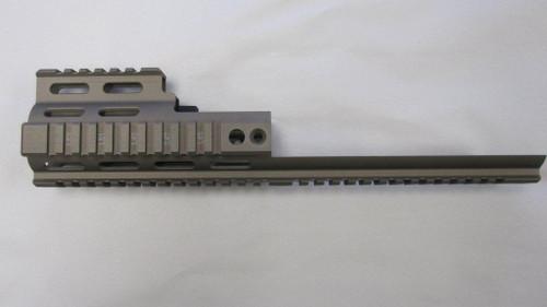 MI MEDWEST INDUSTRIES MI-PK  Panel Kit Hand Rail OD OLIVE DRAB