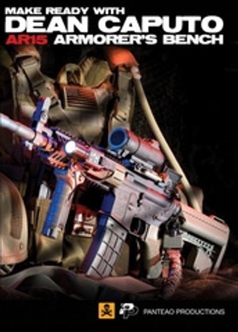 Make Ready with Dean Caputo: AR15 Armorer's Bench