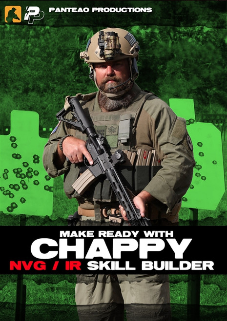 Panteao Make Ready with Chappy: NVG / IR Skill Builder