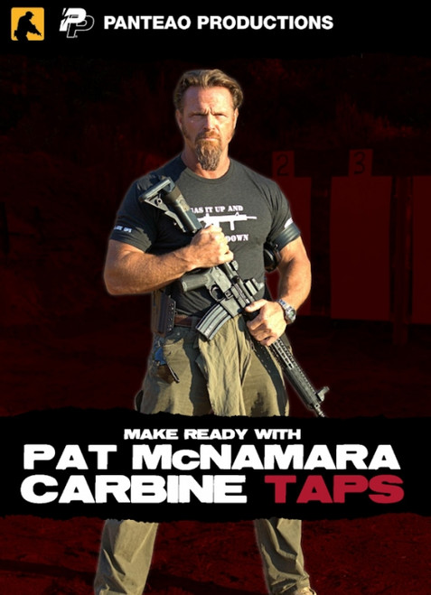 Panteao Make Ready with Pat McNamara: Carbine TAPS