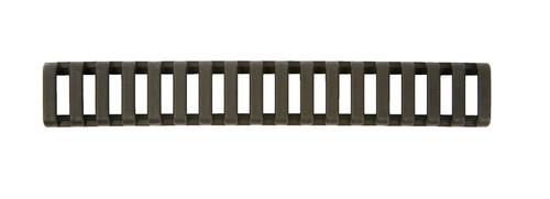 Low Profile Rail Cover BLACK