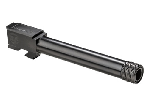 "SureFire® ZEV Glock 17 Threaded Barrel 1/2"" x 28 -Black"