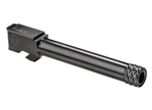 "SureFire® ZEV Glock 19 Threaded Barrel 1/2"" x 28 -Black"