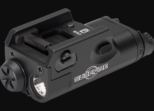 SureFire® XC1 Ultra-Compact LED Handgun Light-1