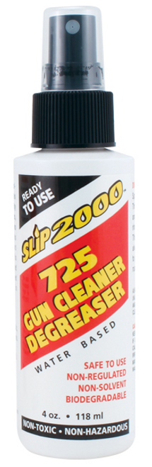SLiP2000™ 725 Cleaner / Degreaser 4oz Spray Bottle