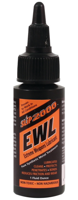 SLiP2000™ EWL 1 oz FlipTop Bottle - Extreme Weapons Lube