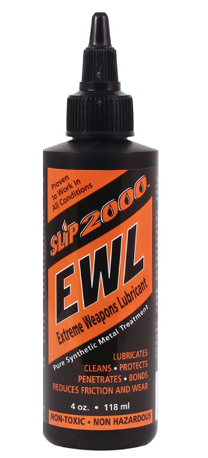 SLiP2000™ EWL 4 oz FlipTop Bottle - Extreme Weapons Lube