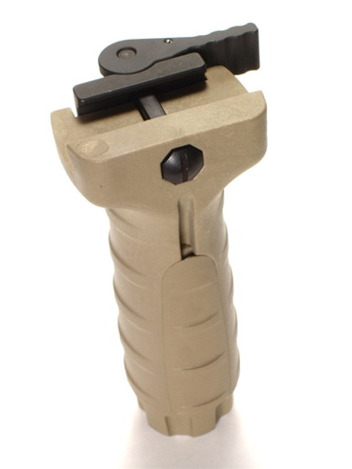 TangoDown QUICK DETACH Vertical Grip - FLAT DARK EARTH